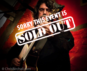 Phil Bates Sold Out