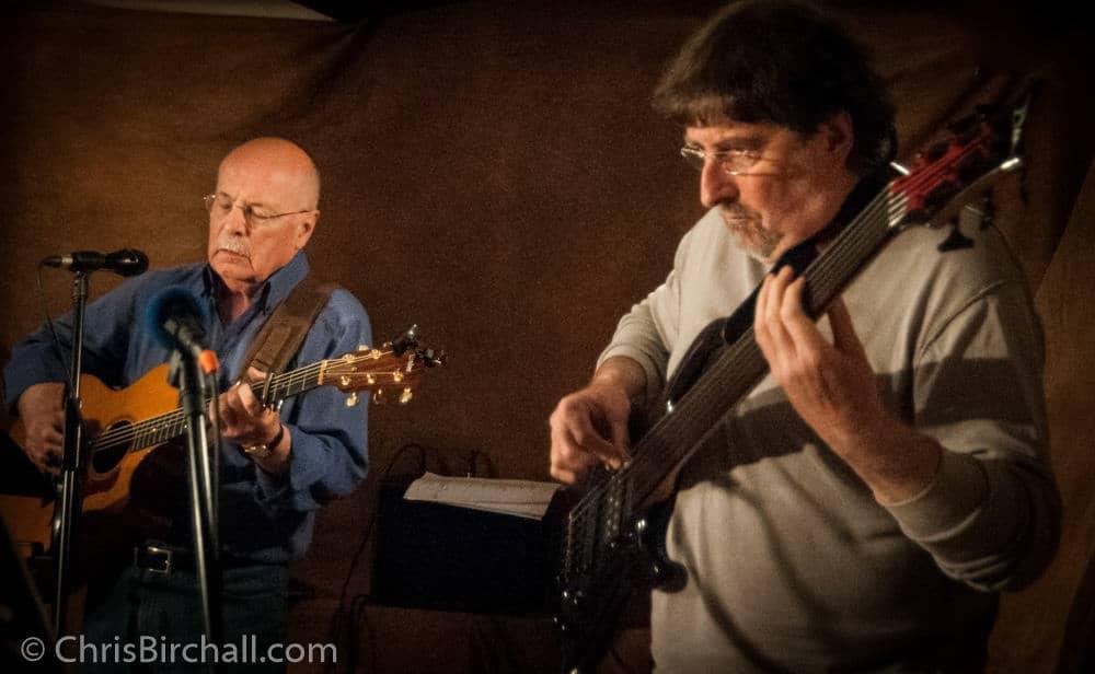 Harry and John Bass