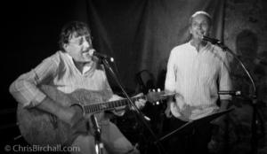 John Rowell and Mick Watson