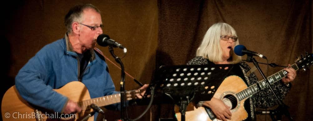 Bob and Penni Neale